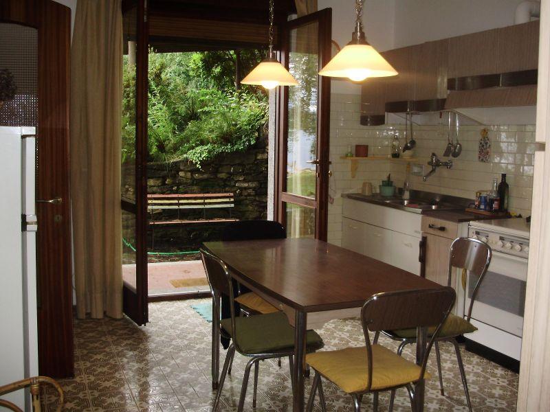 Cucina separata Affitto Appartamento 88904 Maccagno
