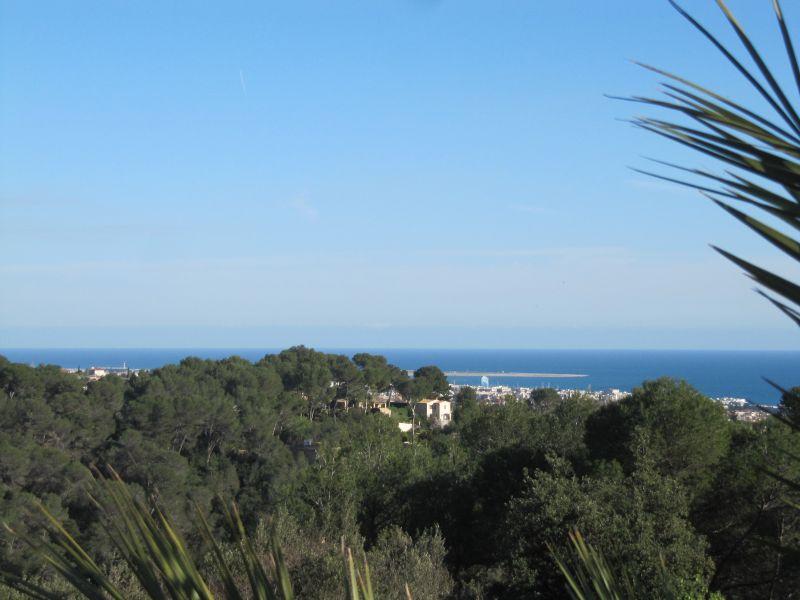 Vista dalla casa vacanze Affitto Monolocale 92776 Cagnes sur Mer