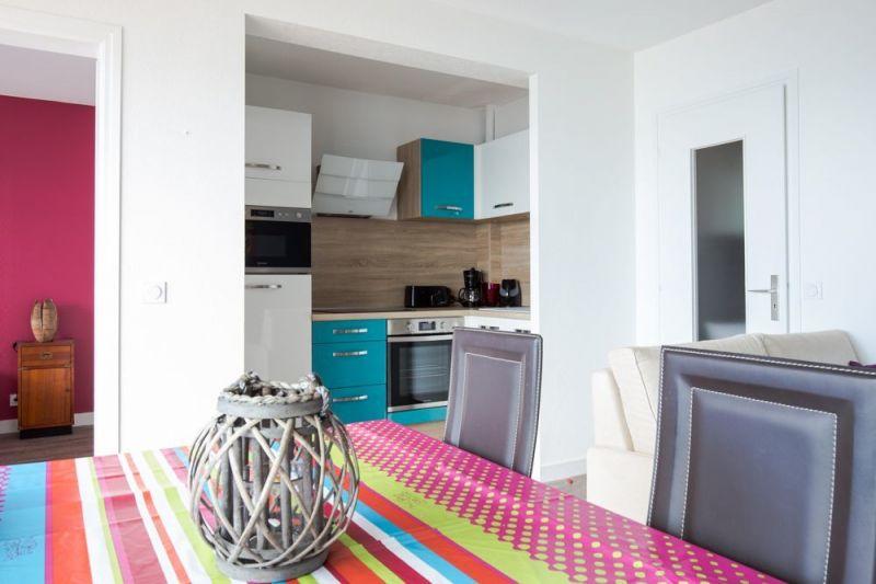 Cucina all'americana Affitto Appartamento 97405 Sarzeau