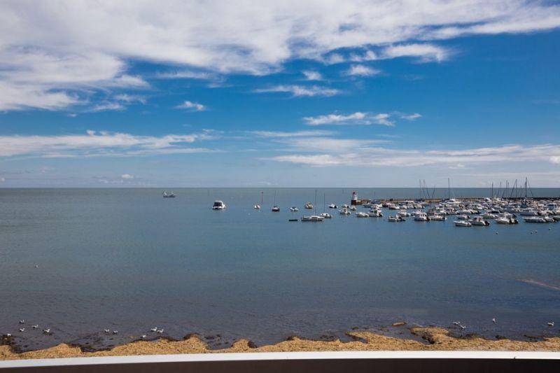 Vista dal balcone Affitto Appartamento 97405 Sarzeau