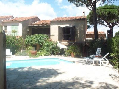 Vista dal terrazzo Affitto Casa 99644 Cogolin