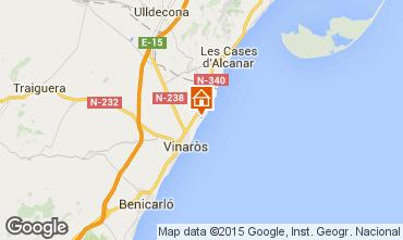 Mappa Vinaròs Villa  33363