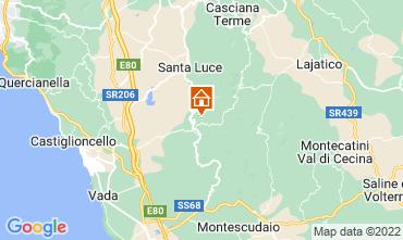 Mappa Castellina Marittima Agriturismo 43659
