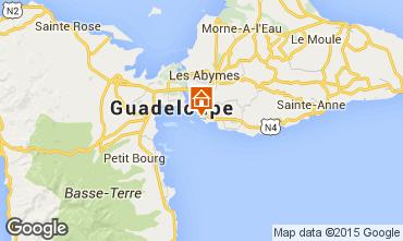 Mappa Gosier (Guadalupa) Appartamento 8006