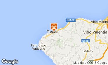 Mappa Tropea Appartamento 103000