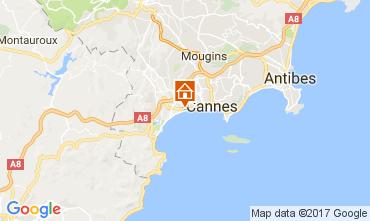 Mappa Cannes Appartamento 111222