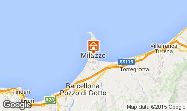 Mappa Milazzo Appartamento 100860