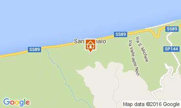Mappa San Menaio Casa 105343
