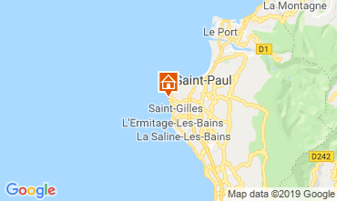 Mappa Saint Gilles Villa  70449