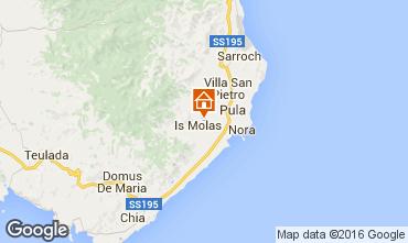 Mappa Pula Villa  92417