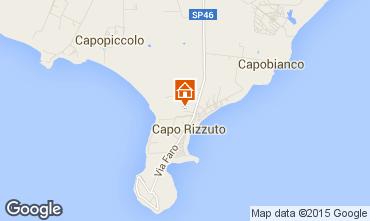Mappa Isola di Capo Rizzuto Appartamento 61892