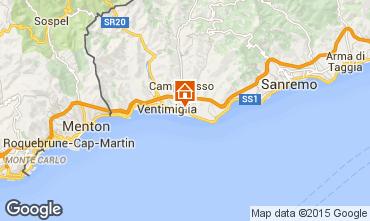 Mappa Vallecrosia Appartamento 77841