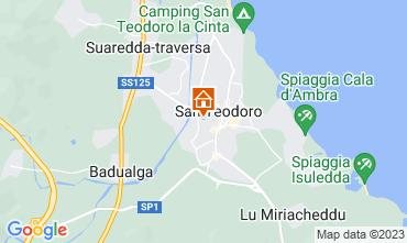 Mappa San Teodoro Appartamento 67196