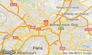 Mappa PARIGI Appartamento 72652