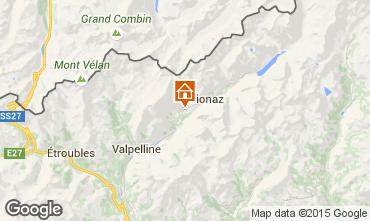 Mappa Bionaz Appartamento 86799