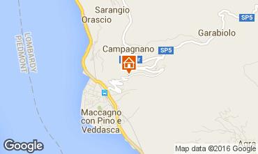 Mappa Maccagno Appartamento 88904