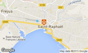 Mappa Saint Raphael Monolocale 65303