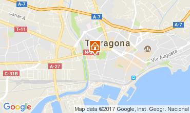 Mappa Tarragona Appartamento 28545