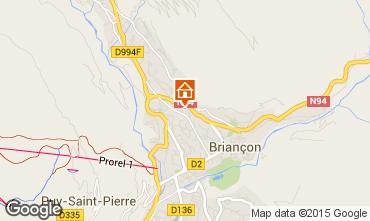 Mappa Briançon Appartamento 60398