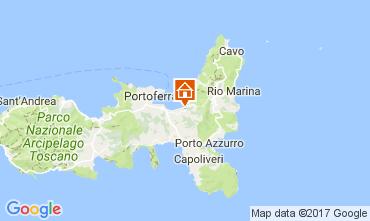 Mappa Portoferraio Monolocale 109741