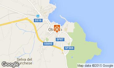 Mappa Otranto Appartamento 99634