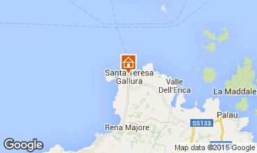 Mappa Santa Teresa di Gallura Appartamento 20966