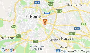 Mappa Roma B&B 117444