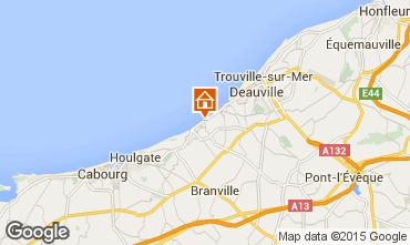 Mappa Villers sur Mer Appartamento 67497
