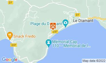 Mappa Le Diamant Appartamento 84306