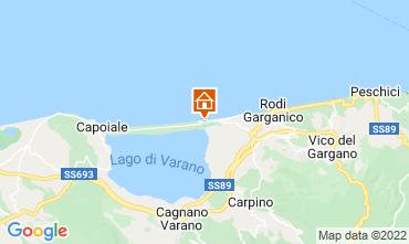 Mappa Ischitella Appartamento 57177