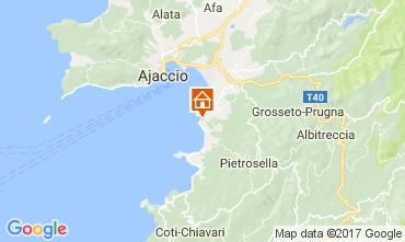 Mappa Porticcio Appartamento 111942