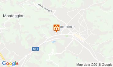 Mappa Camaiore Casa 109570