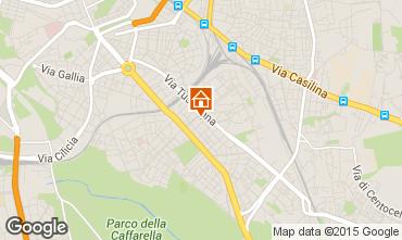 Mappa Roma Appartamento 26345