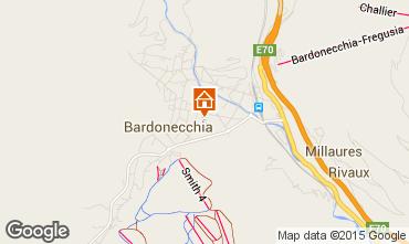Mappa Bardonecchia Appartamento 95069