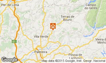 Mappa Braga Casa 59100