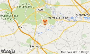 Mappa Fontainebleau Villa  76953