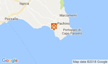 Mappa Pachino Appartamento 116014