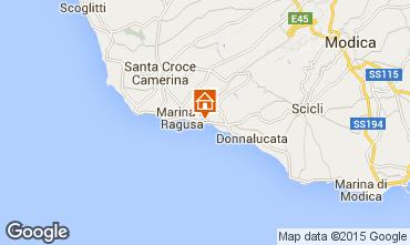 Mappa Marina di Ragusa Villa  96577