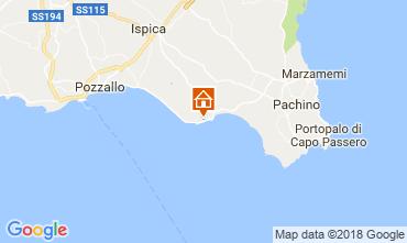 Mappa Ispica Villa  113249
