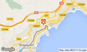 Mappa Monaco Appartamento 60552