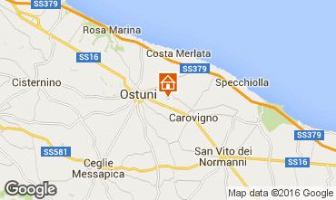 Mappa Ostuni Alloggio insolito 102932