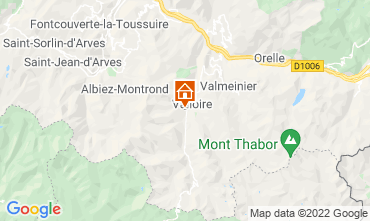 Mappa Valloire Agriturismo 31573