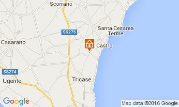 Mappa Andrano Casa 23980