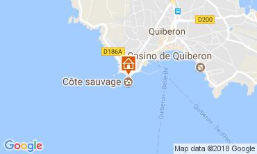 Mappa Quiberon Casa 113190