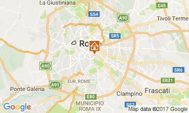 Mappa Roma Appartamento 108438