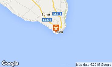 Mappa Santa Maria di Leuca Appartamento 79689