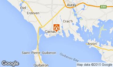 Mappa Carnac Casa 10684