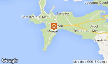 Mappa Crozon Casa 9864