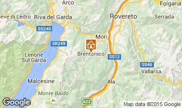 Mappa Riva del Garda Appartamento 29212