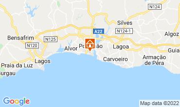 Mappa Praia da Rocha Appartamento 67223